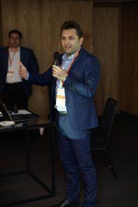 Мариус Стойка, Регионален търговски мениджър на Qlik за Източна Европа