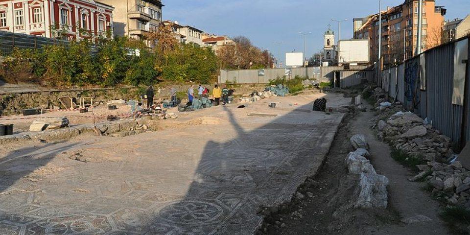 Включиха Голяма базилика на Филипопол в индикативния списък на ЮНЕСКО