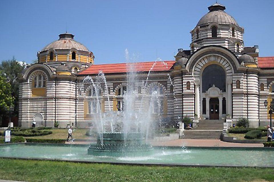 Част от Централните бани в София ще са зали за концерти и театър