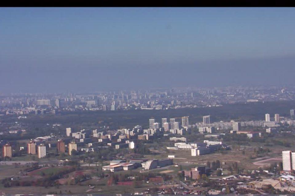 Най-мръсният европейски въздух е в България