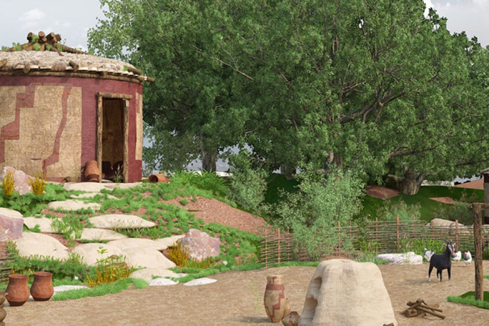 Първи по рода си Исторически парк в света отваря врати в България тази пролет