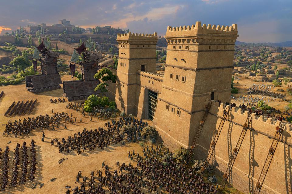 Повече от 7.5 милиона копия на А Total War™ Saga: Troy™ заявени в първите 24 часа