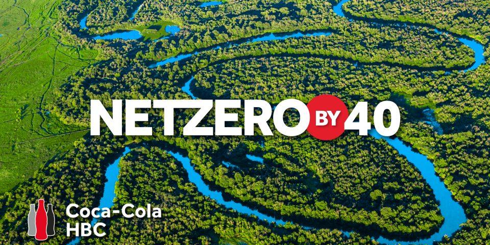 Кока-Кола ХБК поема ангажимент да постигне нетни нулеви емисии до 2040 г.