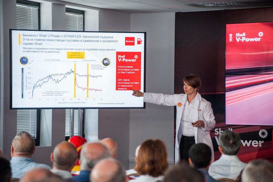 Shell България представи ново поколение горива за по-висока ефективност